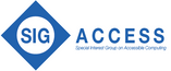 ACM Special Interest Group on Accessible Computing